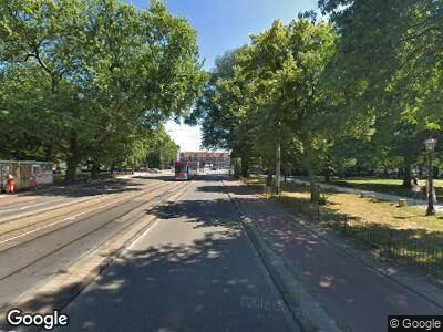 Ambulance naar Frederik Hendrikplantsoen in Amsterdam
