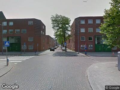 Ambulance naar Beverstraat in Rotterdam