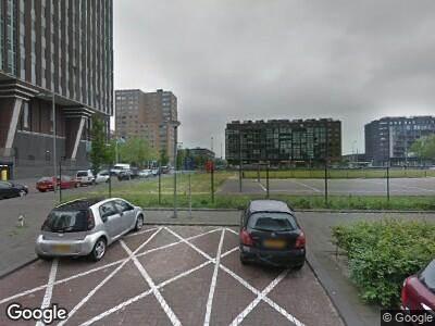 Ambulance naar Hillekopplein in Rotterdam