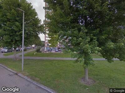 Brandweer naar Drakenburg in Rotterdam vanwege brand