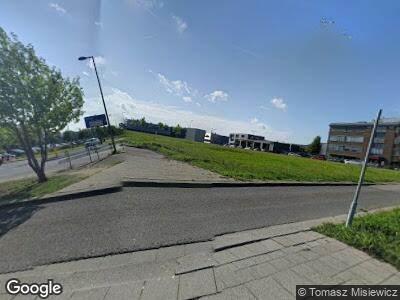 Ambulance naar Maasstadweg in Rotterdam
