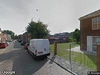 112 melding Ambulance naar Charitasstraat in Roosendaal