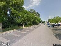 Ambulance naar Parkweg in Papendrecht