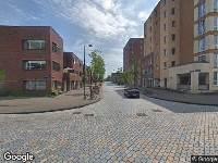 112 melding Ambulance naar Fritz Dietrich Kahlenbergstraat in Amsterdam