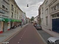 112 melding Ambulance naar Vughterstraat in 's-Hertogenbosch