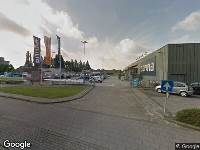 112 melding Besteld ambulance vervoer naar Vogelstraat in 's-Hertogenbosch