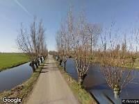 112 melding Brandweer naar Ruige Weide in Oudewater vanwege gebouwbrand