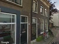 112 melding Brandweer naar Spoelstraat in Zwolle vanwege schoorsteenbrand