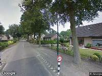 112 melding Politie naar Roderweg in Liempde vanwege ongeval met letsel
