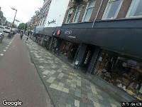 112 melding Ambulance naar Linnaeusstraat in Amsterdam