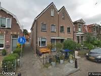 112 melding Ambulance naar Herengracht in Zaandam