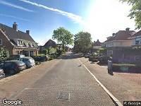 112 melding Ambulance naar Dorpsstraat in Aalsmeer