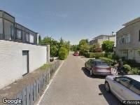 112 melding Ambulance naar Gustave Dixonstraat in Rotterdam