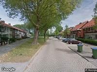 112 melding Politie naar Elfstedenstraat in Rotterdam