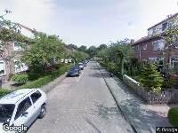 112 melding Ambulance naar Zomerstraat in Amsterdam