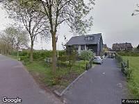 112 melding Politie naar Mooieweg in Arnhem vanwege ongeval met letsel