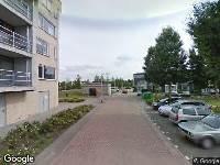 112 melding Politie naar Obdamstraat in Tilburg