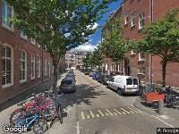 112 melding Ambulance naar Rustenburgerstraat in Amsterdam