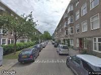 112 melding Ambulance naar Eemsstraat in Amsterdam