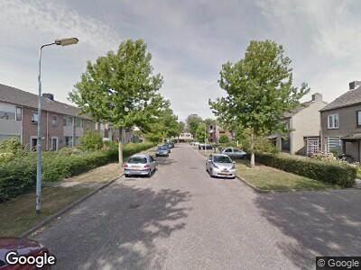 Ambulance naar Begoniastraat in Rosmalen