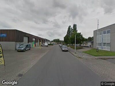 Brandweer naar Ouddeelstraat in Leeuwarden vanwege brand