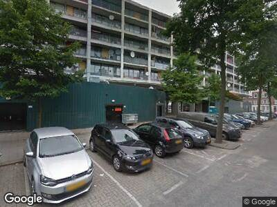 Besteld ambulance vervoer naar Kaapstraat in Rotterdam