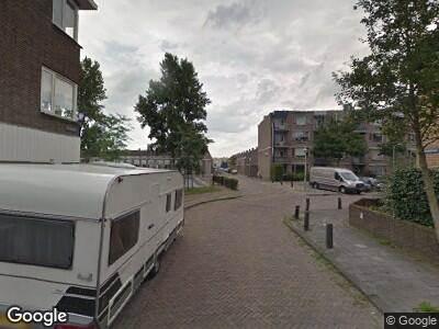 Ambulance naar Leliestraat in 's-Hertogenbosch