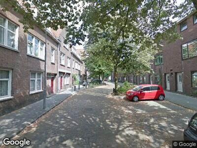Brandweer en politie naar Agnietenstraat in Arnhem vanwege brand