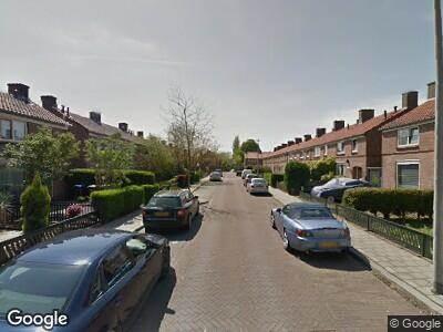 Ambulance naar Wederikstraat in Arnhem