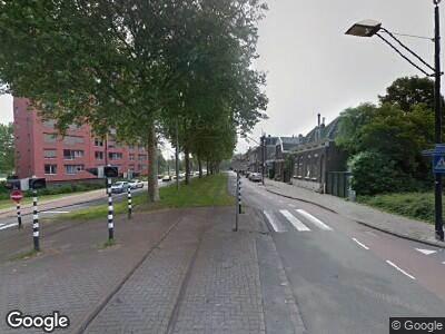 Ambulance naar Dordtsestraatweg in Rotterdam