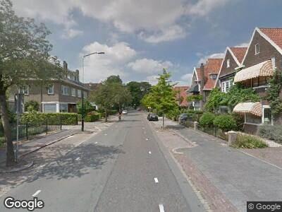 Ambulance naar Hallincqlaan in Dordrecht