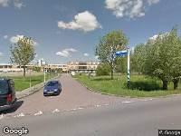 112 melding Besteld ambulance vervoer naar Prins Constantijnweg in Rotterdam