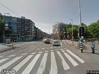 112 melding Politie naar Jonker Fransstraat in Rotterdam vanwege ongeval met letsel