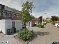 112 melding Ambulance naar Bladelstraat in Arnhem