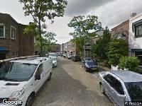 112 melding Ambulance naar Cheribonstraat in Haarlem
