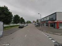 112 melding Ambulance naar Thurledeweg in Rotterdam