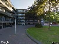 112 melding Ambulance naar Kattenburgerhof in Amsterdam