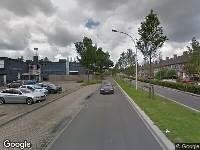 112 melding Brandweer naar P. Zeemanstraat in Zwijndrecht