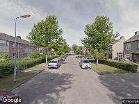 112 melding Ambulance naar Begoniastraat in Rosmalen