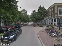 112 melding Ambulance naar Van der Takstraat in Rotterdam