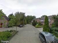 112 melding Ambulance naar Espalen in 's-Hertogenbosch