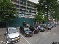 112 melding Besteld ambulance vervoer naar Kaapstraat in Rotterdam