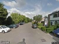112 melding Ambulance naar Eerste Buitenpepers in 's-Hertogenbosch