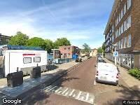 112 melding Ambulance naar Buskenblaserstraat in Amsterdam