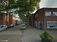 112 melding Ambulance naar Diederikstraat in Haarlem
