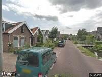 Ambulance naar Stoombootweg in Amsterdam