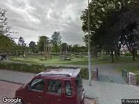 112 melding Ambulance naar Kooipark in Leiden
