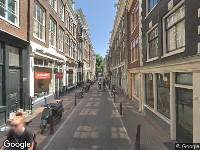 112 melding Ambulance naar Binnen Bantammerstraat in Amsterdam