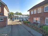 112 melding Brandweer naar Hoekschewaardplein in Amsterdam