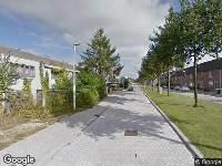 112 melding Ambulance naar Mr. Arend van der Woudenslaan in Rotterdam